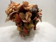 Autumn / Fall / Harvest Time / Thanksgiving Floral Arrangement Tabletop