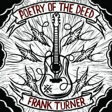 Frank Turner - Poetry Of The Deed NEW CD ALBUM