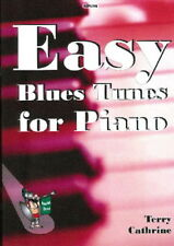 Easy Blues Tunes Terry Cathrine Piano Solo