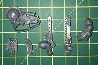 Sternguard Sergeant Bits and Weapons Bits Warhammer 40K Space Marines