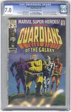 Marvel Super-Heroes #18 CGC 7.0 HIGH GRADE KEY 1st Guardians of the Galaxy