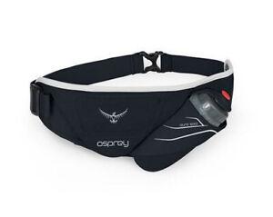 Osprey Duro Solo Mens Trail Running Belt - Alpine Black