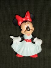 Plastic Disney Minnie Mouse Toy Figurine McDonald's Collectible