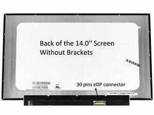 """BN 14"""" NT140FHM-N45 V8.0 LED LCD Laptop Screen For Lenovo idea pad 5 model 81YH"""