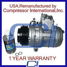 1990-1994 LS400 Reman A/C Compressor By Compressor International, Inc.