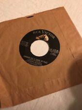 Vaughn Monroe Somebody Else Is Taking My Place 45rpm Vinyl RCA