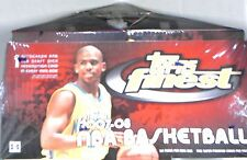 2007-08 Topps Finest Basketball Sealed Hobby Box with 3 Mini Boxes