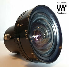 Angenieux 5.9mm f1.8 T2 R7 Wide angle Micro 4/3