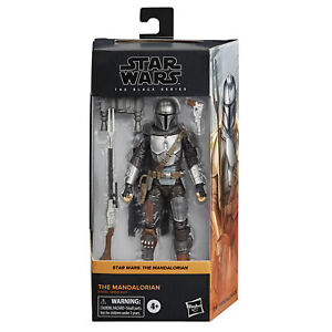 Star Wars The Black Series The Mandalorian Toy 15cm Collectible Action Figure