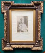 More details for antique signed imperial russian photo princess vonlarlarskay nabokov peterhof