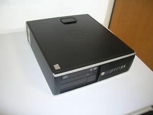 UNITEE CENTRALE HP  ELITE 6305  SFF   AMD A8-5500  RADEON HD GRAPHICS  WIN 10