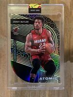 2019-20 Panini Obsidian JIMMY BUTLER Miami Heat ATOMIC Gold 10/10  1 of 1?!