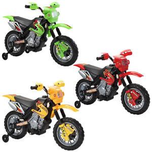 Ride on Toy Scrambler Kids Bike Motorbike Childrens Electric Battery Powered Car