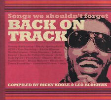 """VARIOUS – BACK ON TRACK """"SONGS WE SHOULDN'T FORGET"""" (2-CD COMPILATION)"""