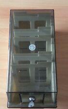 Lockable Diskette Storage case