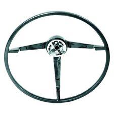 For Ford Mustang 1965-1966 Dynacorn 3-Spoke Standard Black Steering Wheel