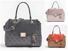 Valy Tote Satchel Handbags 4G Pattern Bags With a Crossbody Strap NWT SG787305