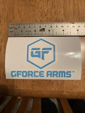 G-Force Arms Sticker 3�x5�