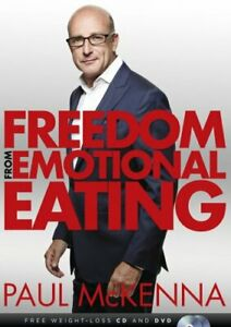 Freedom From Emotional Eating(CD+DVD) by McKenna, Paul Book The Cheap Fast Free
