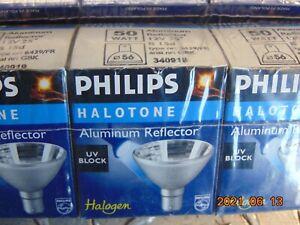 PHILIPS 6439/FR GBK 50W 12V ALR18 R56 Frosted Elevator Halogen Bulb