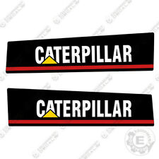 Caterpillar Forklift Decal Kit