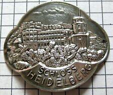 Älterer Stocknagel B10 Heidelberg mit Schloss