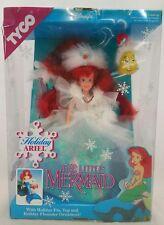 Vintage The Little Mermaid Ariel Holiday Ariel Tyco Disney 1989