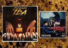 BOOGIE WIT DA HOODIE The Bigger Artist 2017 Ltd Ed RARE 2 Stickers Lot! Hip-Hop