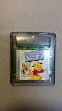 Disney's Pooh and Tigger's Hunny Safari Nintendo Game Boy Color, 2001 Game only