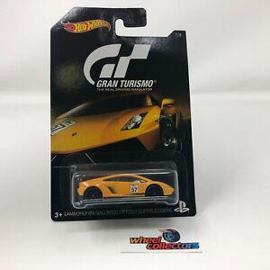 Lamborghini Gallardo LP 570-4 * Hot Wheels Gran Turismo Series * HF13