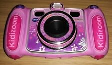 VTech Kidizoom Duo Digital Camera Pink Kids Selfie Learning Games Toy