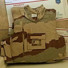 SALE $$ body armor carrier with IIIA armor  Body armor bullet proof vest (XL) UK