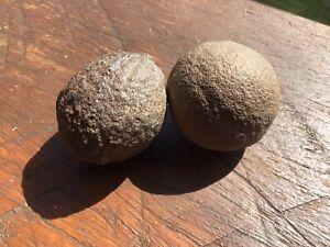 Moqui Marbles, Sharman Stones, Moqui Balls, Boji Stones 112.8 grams