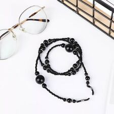 Handmade Sunglasses Reading Glasses Beaded Chain Holder Strap for Women