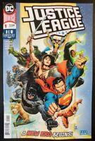 JUSTICE LEAGUE #1a (2018 DC Universe Comics) ~ VF/NM Book
