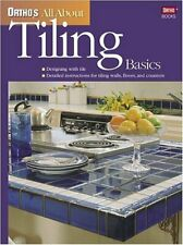 Ortho's All About Tiling Basics by Johnston, Larry Hardback Book The Cheap Fast