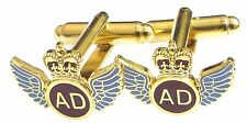 RLC Royal Logistic Corps Air Despatch Cufflinks