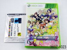 The Idolmaster 2 (w/cards) Xbox 360 Japanese Import Idolm@ster Japan US Seller A