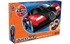 Car Model kit Airfix Bugatti Veyron Quickbuild