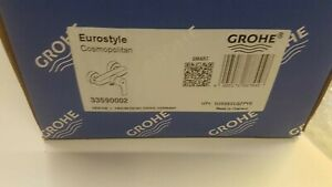 Grohe 3359002 Eurostyle Cosmopolitan Einhebelmischer NEU