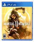 Mortal Kombat 11 (Playstation 4 / PS4) BRAND NEW SEALED NetherRealm Studios MK11