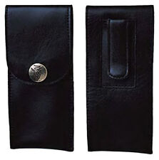 New listing Genuine Leather Belt Clip Pouch Holster Carrying Case For Waiters Corkscrew