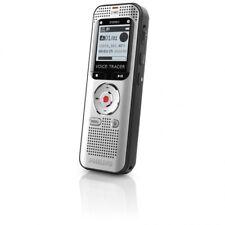 Grabadora de voz digital dictafono Philips DVT2000 4GB MICRO SD STEREO PC