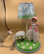 Disney Pixar Toy Story Bo Peep w/ Sheep Table Lamp