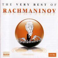 S. Rachmaninoff - Very Best of Rachmaninoff [New CD]
