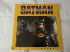 Batman - 1990 Calendar - *STILL SEALED* *UNOPENED*