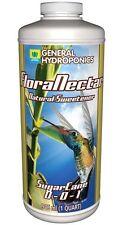 General Hydroponics FloraNectar Sugar Cane 1 Quart 32oz - flora nectar sweetener