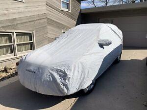 2005-2009 Genuine Subaru OUTBACK LEGACY OEM Full Car Cover Genuine