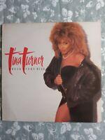 TINA TURNER BREAK EVERY RULE 12'' ALBUM VINYL RECORD 1986 EST 2018