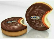 McVities Jaffa Cakes Tin with Biscuits - Cake Cookies Gift Storage Tin NEW